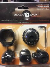 Blackjack Global Firefighter Helmet Flashlightcam System Gm004fire Cam Mount