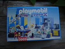 Playmobil 3989 CITY CAFE SYSTEM X  one owner  very nice