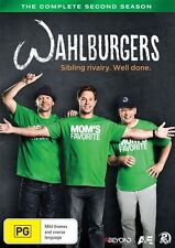 Wahlburgers : Season 2 (DVD, 2016, 2-Disc Set) New & Sealed