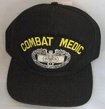 NEW Combat Medic Cap. Black. Made in USA