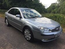 FORD MONDEO ZETEC TDCI 2004, 5 DOOR HATCHBACK, CHEAP FAMILY CAR, TURBO DIESEL