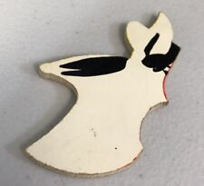 """PLayskool Snoopy """"Giddy-Yap"""" Wood Puzzle - Parts Piece Charle Schultz 1958  (A7)"""