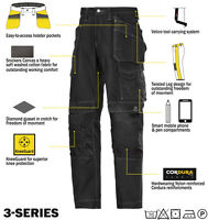 Snickers 3215 Comfort Cotton Mens Work Trousers Snickers Direct All Colours