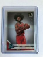 2019-20 Panini Donruss Clearly Coby White Rookie Chicago Bulls 10/10 RARE!!