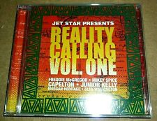 Reality Calling Vol.1 / CD / 2000 / Jet Star / Reggae / Junior Kelly Daweh Congo