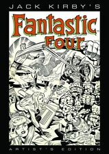 IDW - Jack Kirby Fantastic Four Artist Edition HC Book