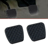 2 Brake or Clutch Pedal Pads Cover  for Honda Accord Civic CRV Element Prelude