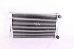 Aluminum radiator Volkswagen VW GOLF MK1/2 MK1 MK2 GTI/SCIROCCO 1.6 1.8 8V MT