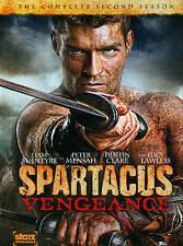 Spartacus: Vengeance (DVD, 2012, 3-Disc Set) NEW
