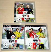 3 PLAYSTATION 3 PS3 SPIELE SAMMLUNG FIFA 10 11 12 - NEUWERTIG --------------(14)