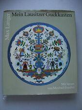 Mein Lausitzer Guckkasten mit Versen von Manfred Streubel Lausitz 1979