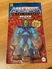 Masters of the Universe Origins Skeletor Action Figure Walmart Motu New Nib 2020