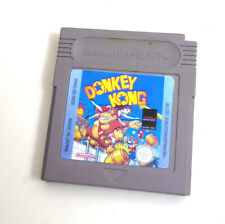 Gameboy -- DONKEY KONG (Label reprint) -- Game Jeux Giocchi