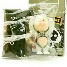 "ROCKETWORLD I.W.G Airborne Paratroopers 1"" Vinyl Figure Glow Ape Kidrobot Toy"