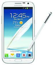 Samsung Galaxy Note II GT-N7100 - 32GB - Marble White (Unlocked) Smartphone