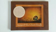 DISNEY'S JAMES & THE GIANT PEACH, Special Signed & Numbered Edition NEW