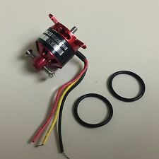 M2226  KV1600 EMP Outrunner Brushless Motor W/mount for RC airplanes
