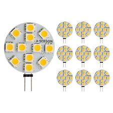 10 X G4 12 SMD LED 5050 Warmweiss | Lampe Leuchtmittel