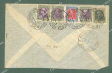 Colonie. ERITREA. Africa Orientale Italiana. Dalla Posta Militare 84 per Rovigo.