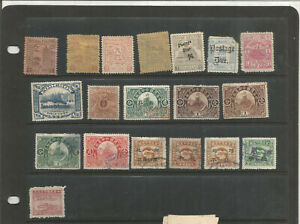 CHINA LOCAL POST/ REVENUE STAMP COLLECTION