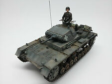 World of Tanks Professionally Built Model of Miniart Pz. III in 1/35
