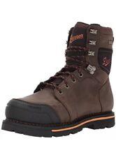 Danner Men's Trakwelt NMT Work Boot, Brown, 8 D US