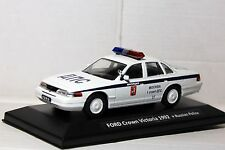 1:43 FORD Crown Victoria 1992 Russian Police