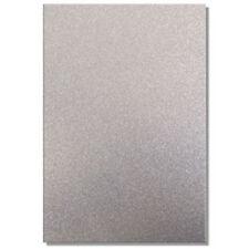 Silver Colour Glitter Cardstocks