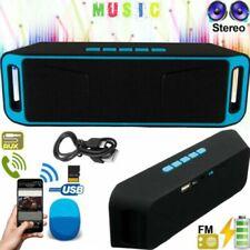 Mini Cell Phone Laptop Speaker USB Volume Control Stereo Speaker for Car Outdoor
