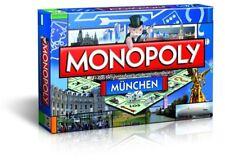 Original Monopoly München City Edition Cityedition Stadt Brettspiel Spiel NEU