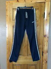 Women's adidas Blue Navy Exercise Pants Tri Du0695 Small Nwt