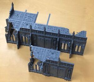 Games Workshop Warhammer 40k Imperial Sector Scenery Terrain - Cities Of Death