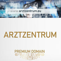 arztzentrum.eu Premium Domain für Arzt, Ärzte, Facharzt, Arztzentrum, Arztpraxis