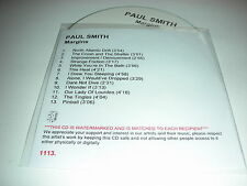 Paul Smith - Margins - 13 Track