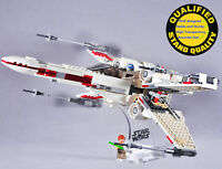 Display Stand for Lego 9493 X-wing Starfighter Starwars(stand only)