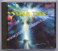 "CD - ""The Ultimate Star Trek"" Music from Original Series - Voyager & 8 Movies!"