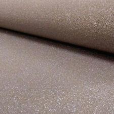 Crystal Luxury Heavyweight Glitter Chocolate Textured Vinyl Wallpaper 6314-11