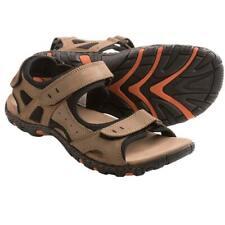 NWOB Sebago Seaford Tan Strap Leather Sandals Men's Size 11