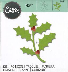 Sizzix Bigz Stanze - 662412 Holly