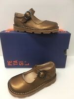 Petasil Chelsea Classic Girl Mary Jane in Galaxi Gold ( 5786)