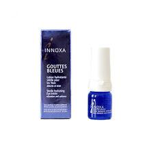 INNOXA FRENCH GOUTTES BLEUES BLUE EYE DROPS 10 ml BOTTLE NEW IN BOX