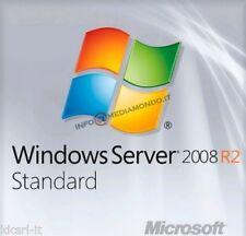 Microsoft Windows Server 2008 R2 Standard 589256-021 - ED ROK - RU PT NL SE SW