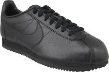 Nike Cortez Classic Leather 749571-002 Herren SCHUHE SNEAKERS schwarz
