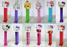 PEZ - HELLO KITTY CRYSTAL - MANY DIFFERENT - Please select !!!
