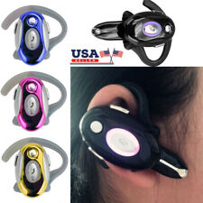Wireless Handsfree Headset Business Handsfree Earphone Earhook For Cell Phone US