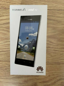 Huawei Ascend P2 - 16GB - Granite Black (Unlocked) Smartphone