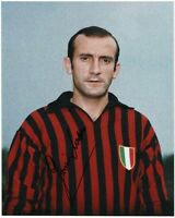 Foto Autografo Calcio Giovanni Lodetti Sport Signed Photo Asta di beneficenza