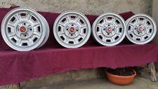 CERCHI CROMODORA 13 X 5 J ATTACCO  4X98  Fiat, Alfa Romeo, Simca rally