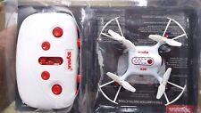 DRONE SYMA X20 CON TELECAMERA QUADRICOTTERO CAMERA 3D TASCA DEL RONZIO *L*