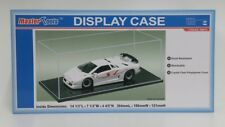 VETRINA TECA DISPLAY CASES IN PLEXIGLASS PER MODELLINI AUTO 1/18 CARRI 1/35 NEW